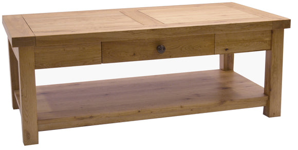Bergerac Solid Oak Coffee Table