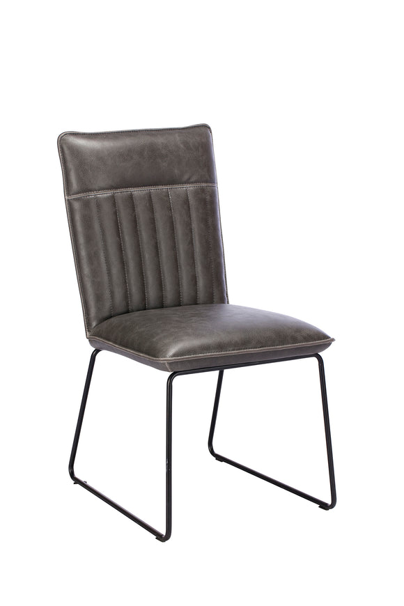 Avenger Dining Chair in Grey