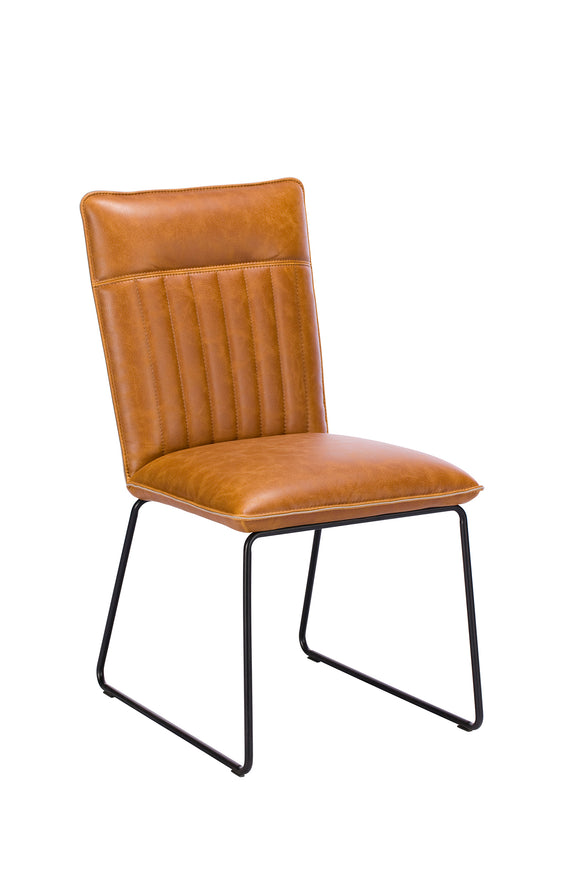 Avenger Dining Chair in Tan
