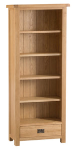 Cotswold Oak Medium Bookcase
