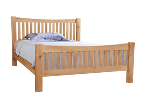 Chalton Oak 5ft King Bed