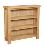 Chalton Oak Medium Bookcase