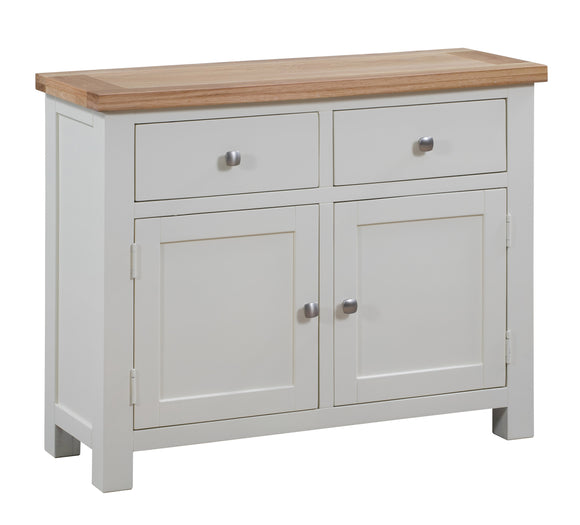 Chalton Painted & Oak 2 Door Sideboard