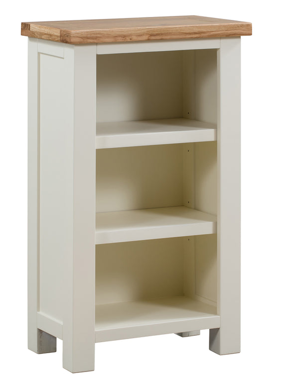 Chalton Painted & Oak Small Bookcase
