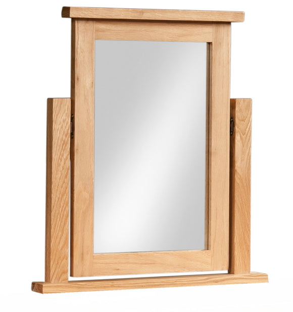 Chalton Oak Swing Mirror