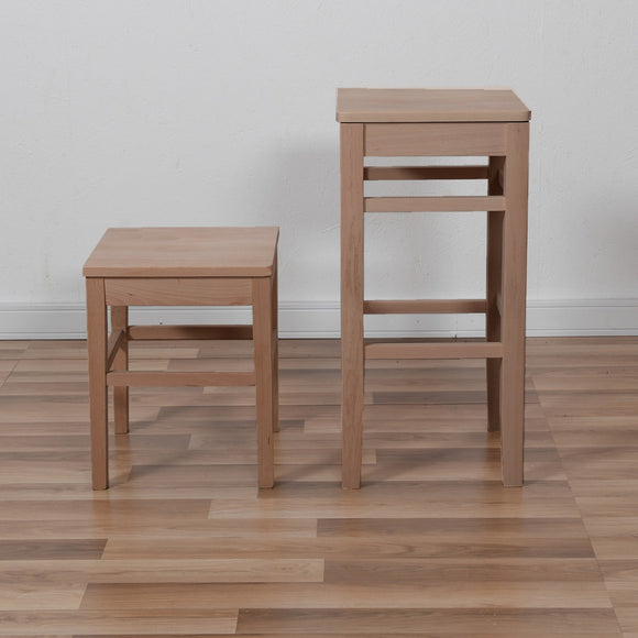 Somerset Square Stool - Low