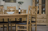 Easebourne Crossback Dining Chair