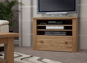 Fernhurst Oak TV Cabinet