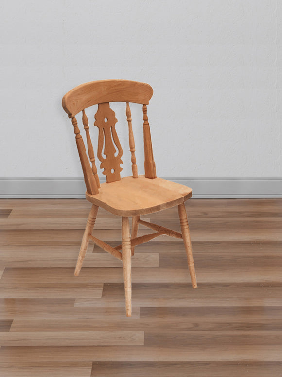 Somerset Farmhouse Fiddleback Chair