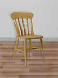 Somerset Farmhouse Slat Back Chair