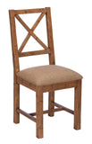 Quayside Reclaimed Furniture Upholstered Dining Chair
