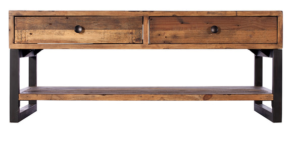 Quayside Reclaimed Furniture Coffee Table