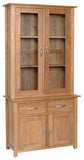 Essential Oak Small Dresser Complete
