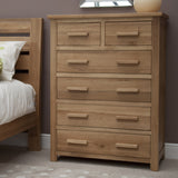 Midhurst 2 over 4 Chest of Drawers