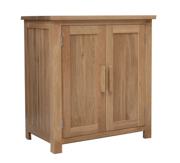 Midhurst Oak Printer/Occasional Cabinet