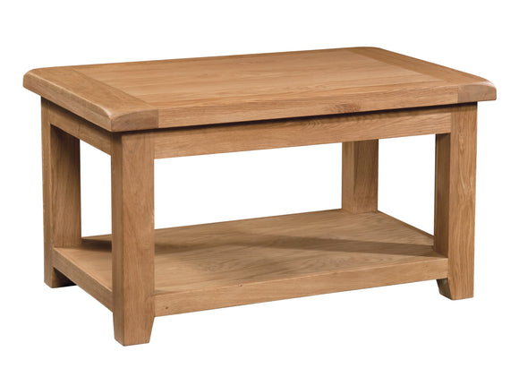 Salcombe Oak Coffee Table