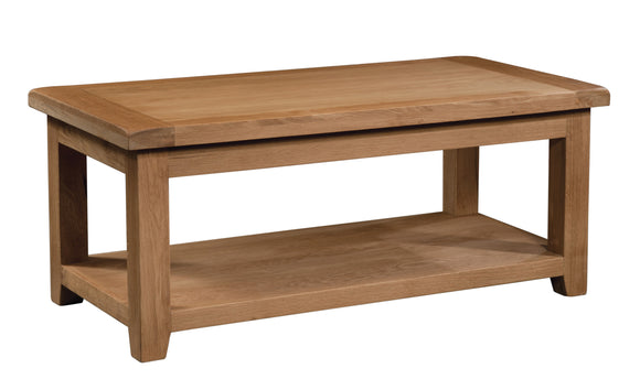 Salcombe Oak Large Coffee Table