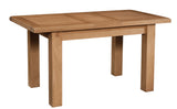 Salcombe Oak Small Extending Table