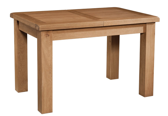 Salcombe Oak Large Extending Table