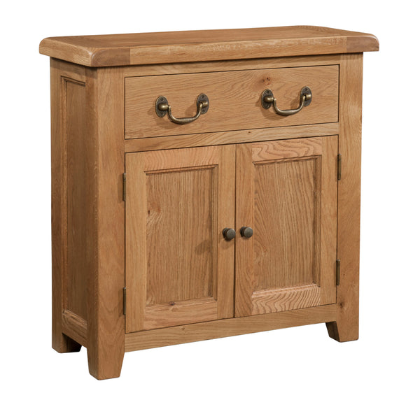 Salcombe Oak Mini Sideboard - What Nots Online