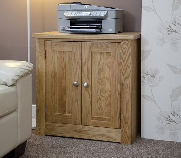 Fernhurst Oak Printer/Occasional Cabinet