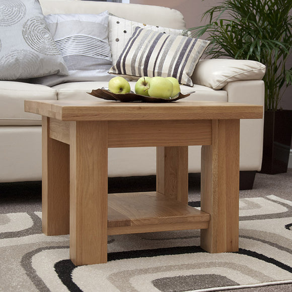 Fernhurst Oak Square Coffee Table