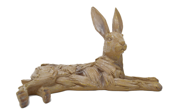 Driftwood Laying Hare - What Nots Online