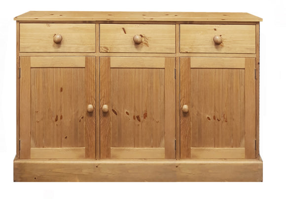 Wiltshire 3 Door Sideboard