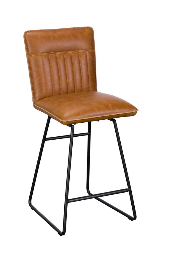 Avenger Swivel Bar Stool Tan