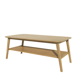 Copenhagen Oak 4ft x 2ft Coffee Table