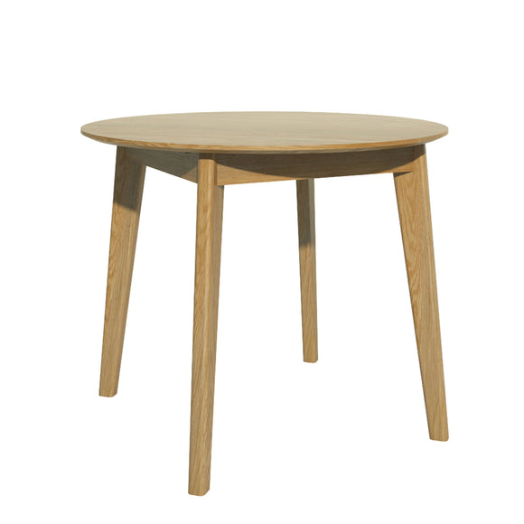 Copenhagen Oak 95cm Round Table