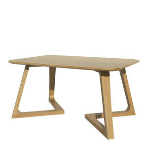 Copenhagen Oak V Coffee Table