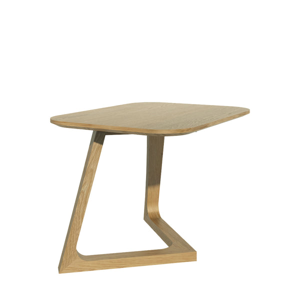 Copenhagen Oak V Lamp Table