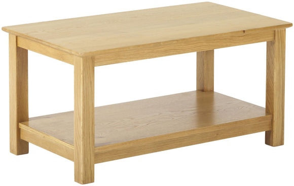 Stockholm Oak Coffee Table