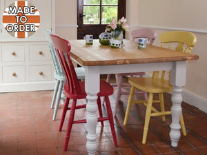 Nottingham Farmhouse Table And Chairs Set Furniture