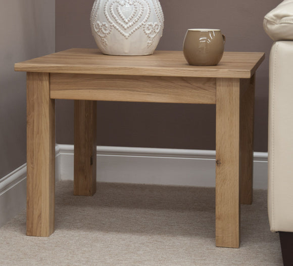 Midhurst Oak Petite Square Coffee Table