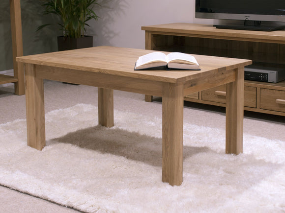 Midhurst Oak Petite Rectangular Coffee Table