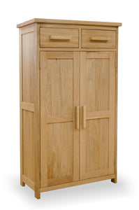 Midhurst Oak Shoe Cupboard