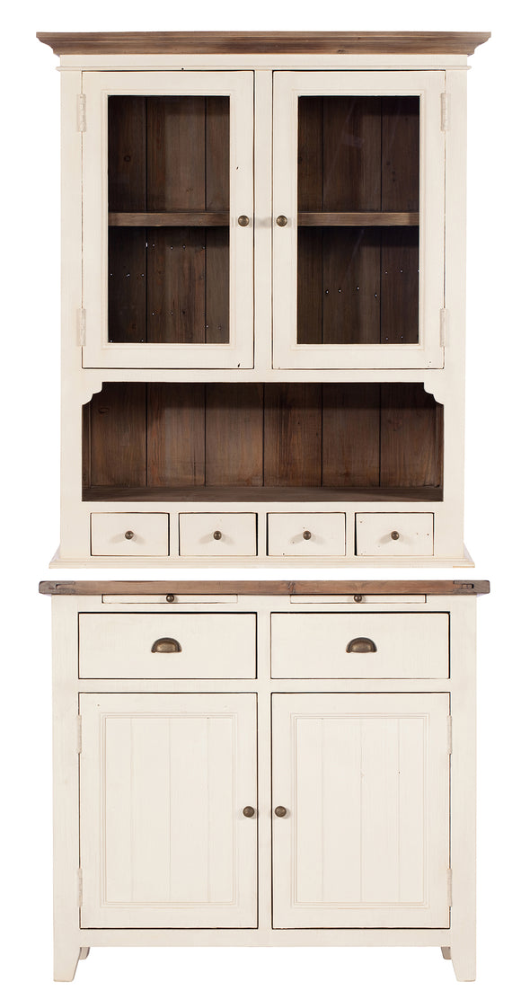 Claremont Small Dresser Complete