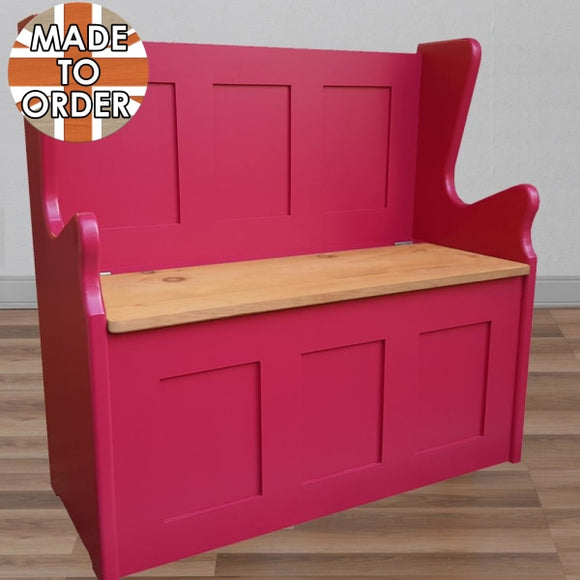 Wiltshire Hall Seat With Lift Up Lid Furniture