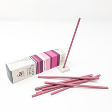 Load image into Gallery viewer, FRAGRANCE MEMORIES FLOWER & FIELD Rose Avenue 20 sticks - MAIDO! Kairashi Shop