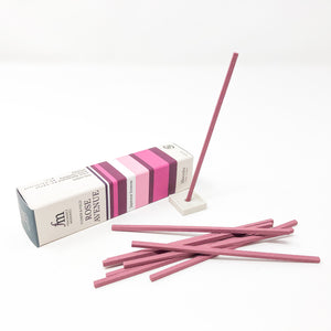 FRAGRANCE MEMORIES FLOWER & FIELD Rose Avenue 20 sticks - MAIDO! Kairashi Shop