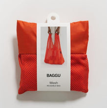 Load image into Gallery viewer, BAGGU Mesh Baggu - Tomato - MAIDO! Kairashi Shop
