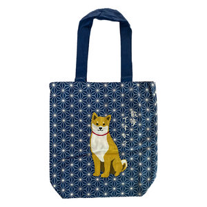 Friends Hill Asanoha Shibata Tote Bag - MAIDO! Kairashi Shop