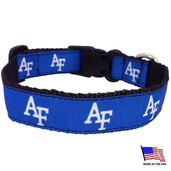 Air Force Pet Collar - National Fur League