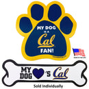 Cal Berkeley Car Magnets - National Fur League