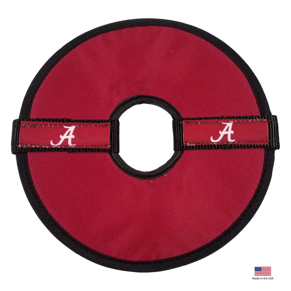 Alabama Crimson Tide Flying Disc Toy - National Fur League