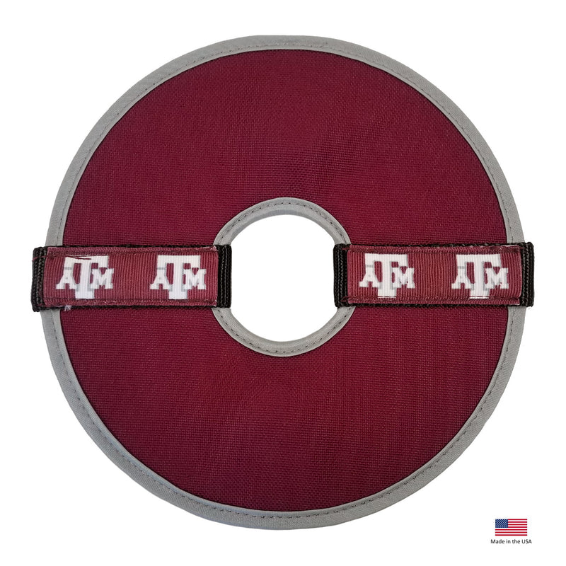 Texas A&m Aggies Flying Disc Toy - National Fur League