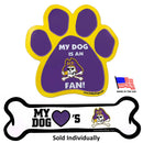 East Carolina Car Magnets - National Fur League