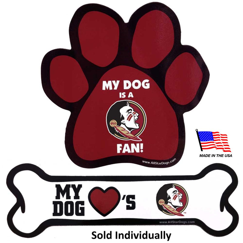 Florida State Car Magnets - National Fur League
